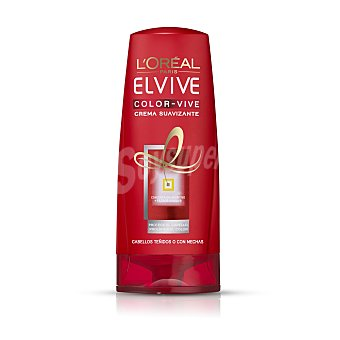 Elvive L'Oréal Paris Crema suavizante cabello teñido Bote 250 ml
