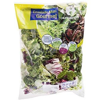 Carrefour Ensalada mezcla gourmet Bolsa de 350 g
