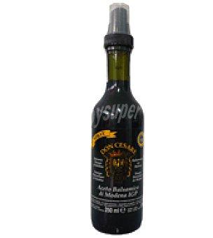 Los Aceituneros Vinagre balsámico de modena bordolese con spray 250 ml