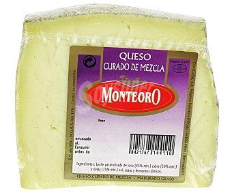 Monteoro Queso Curado Mezcla 380g