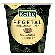 Preparado de almendra con vainilla Begetal sin lactosa Bote 145 g Kaiku