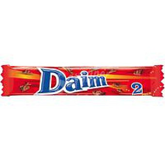 Daim Bombón doble de choco Tableta 56 g