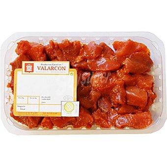 VALARCON Pinchos morunos rojos peso aproximado Bandeja 425 g