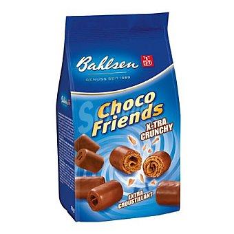 Bahlsen Barquillos recubiertos de chocolate con leche 'choco Friends' 100 g
