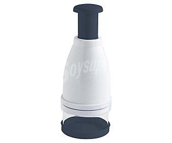 Quid Corta verduras de presión manual modelo Prepara, 11x11x25 centímetros 1 unidad