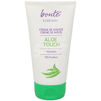 Bonté Crema de manos hidratante con aloe Tubo 150ml