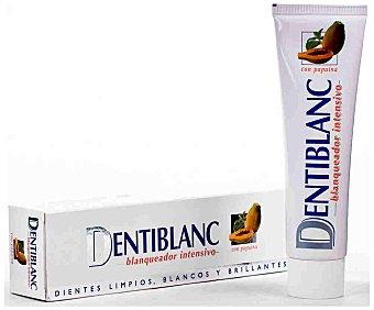 DENTIBLANC Crema dental blanqueante 100 Mililitros