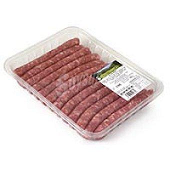 E. garriga Salchicha fresca de cerdo Bandeja 700 g