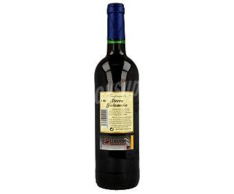 SIERRA JALAMEÑA Vino Tinto Joven D.O. La Mancha Botella 75 Centilitros