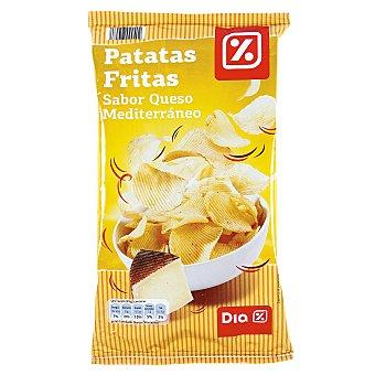 DIA Patatas fritas queso mediterráneo bolsa 150 gr Bolsa 150 gr
