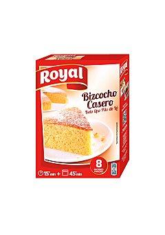 Royal Preparado para bizcocho casero 375 g