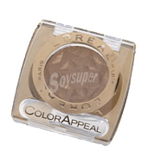 L'Oréal Sombra de ojos appeal mono 21 beige dore 1,5 gr