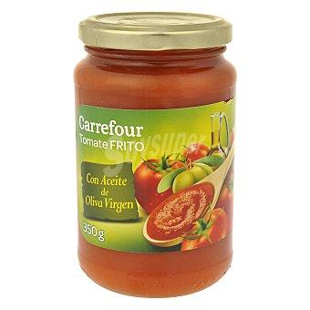 Carrefour Tomate frito con aceite de oliva frasco 350 g