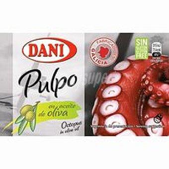 Dani Pulpo en aceite de oliva Lata 111 g