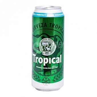 Tropical Cerveza Lata 50 cl