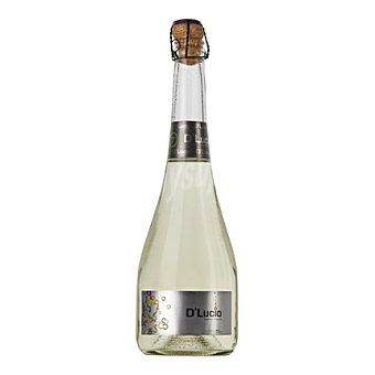 D'Lucio vendimia temprana Vino blanco de aguja gasificado 7% vol. 75 cl