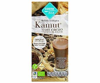 Costa Eco Bebida Ecológica de Kamut con Cacao Brik 1 lt