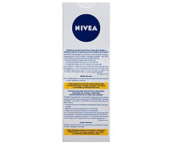 NIVEA BODY Gel crema adiós celulitis 200 mililitros