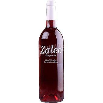 Zaleo Vino rosado D.O. Ribera del Guadiana Botella 75 cl