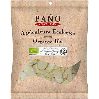 Paño Naturae Almendras en laminas ecologicas Envase 90 g