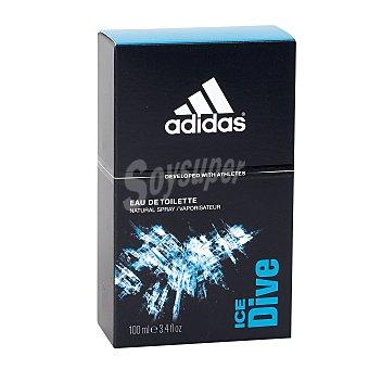 Adidas Colonia masculina ice dive Spray 100 ml