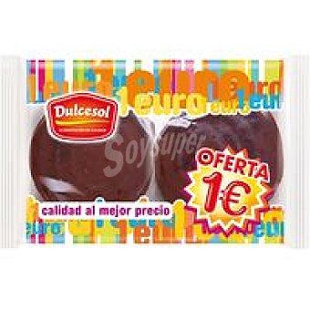 Dulcesol Bollos choco 4UN 160GR