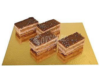 Tres Postre chocolates 4 uds