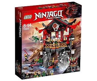 LEGO Ninjago 70643 Juego de construcciones con 765 piezas Templo de la resurrección, Ninjago 70643 LEGO.