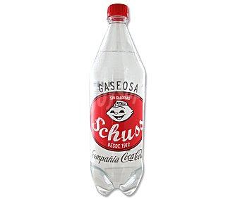 Schuss Gaseosa Botella 1 litro