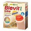 Papilla Infantil desde 12 meses 8 cereales 600 g Blevit