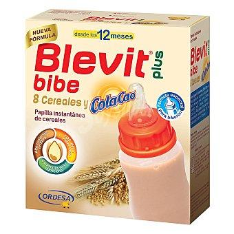 Blevit Papilla Infantil desde 12 meses 8 cereales Blevit 600 g