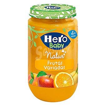Hero Tarrito de frutas variadas Tarro 250 g