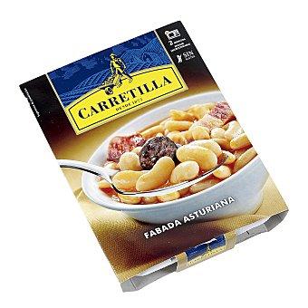 Carretilla Fabada Asturiana Bandeja de 350 g