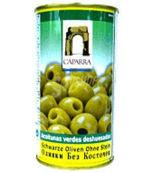 Cáparra Aceitunas verdes deshuesadas 150 g