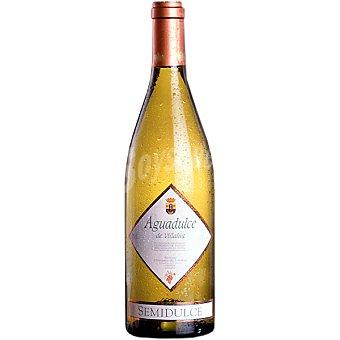 AGUADULCE DE VILLALUA Vino blanco semidulce de Andalucía Botella 75 cl