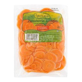 EN RODAJAS Zanahoria Bandeja de 500 g
