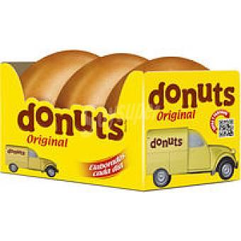 Donuts Donuts glace CAJA 3UN 156 GRS