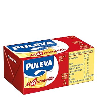 Puleva Mantequilla sin sal 250 g