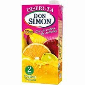 Don Simón Néctar disfruta tropical Brik 2 litros