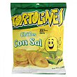 Snacks chifles con sal 105 G 105 g Tortolines