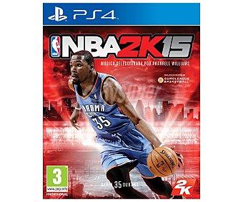 2K NBA 15 PS4 1u 2K