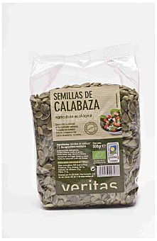 Veritas Semillas de Calabaza Eco Veritas  500 gr