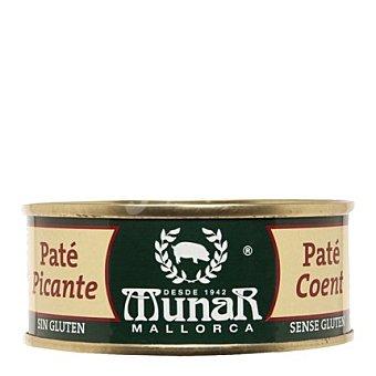 Munar Pate higado cerdo natural picante 95 g