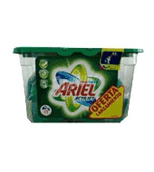 Ariel Detergente lavadora Excel Tabs 11 c