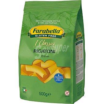 Farabella I Classici Rigatoni sin gluten Envase 500 g