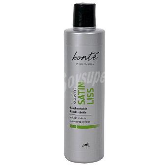 Bonté Champú liso y suave cabello rebelde Frasco 400 ml