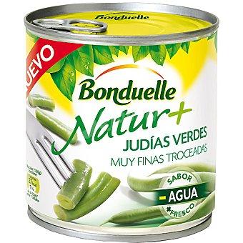 Bonduelle Natur + Judías verdes muy finas troceadas Lata 225 g neto escurrido