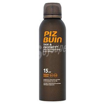 Piz buin Spray solar intensificador del bronceado SPF 15 150 ml