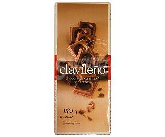 Clavileño Chocolate con Leche 3 Unidades de 150 Gramos