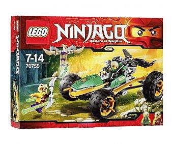 LEGO Juego de construcción Buggy de la jungla, 188 piezas, modelo 70755 Ninjago 1 unidad